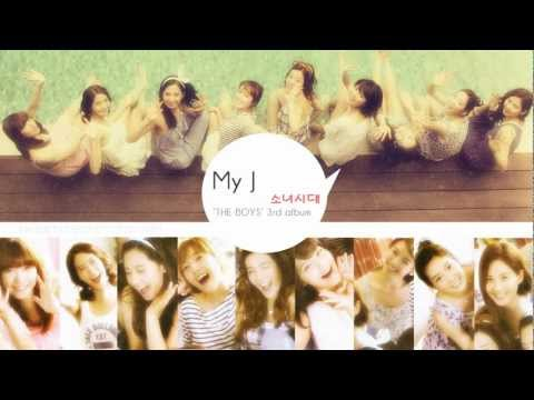 [Thai Lyrics/Trans] SNSD - My J