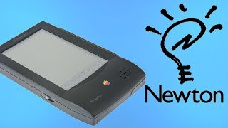 Before iPhone, there was Newton...