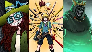Top 50 strongest Adventure Time characters! (ver 2) - OLD!