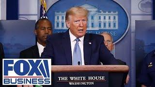 Trump joins Coronavirus Task Force in press briefing | 4/4/2020