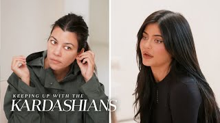 Kylie Jenner Confronts Kourtney Over Christmas Morning Plans | KUWTK | E!