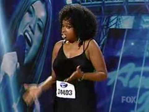 Jennifer Hudson audition