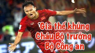 Trọng Hoàng   Ngôi sao bóng đá Việt Nam   Vlog Minh Hải