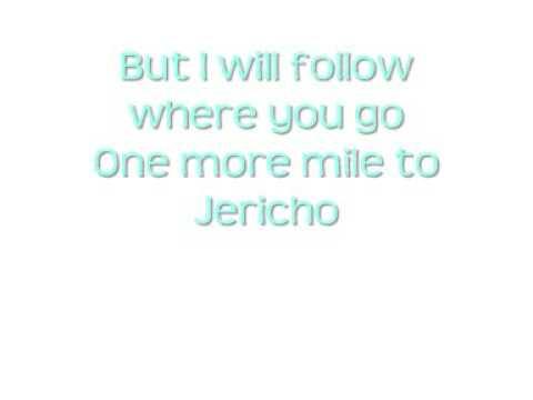 Jericho Lyrics