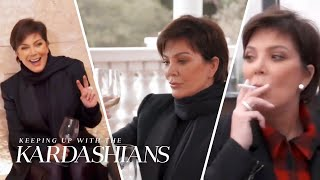 Kris Jenner's Most Hilarious Tipsy Moments | KUWTK | E!