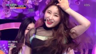 비올레타 (Violeta) - 아이즈원(IZ*ONE)  [뮤직뱅크 Music Bank] 20190405