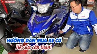 Hướng dẫn mua xe máy Exciter cũ từ người lạ ▶