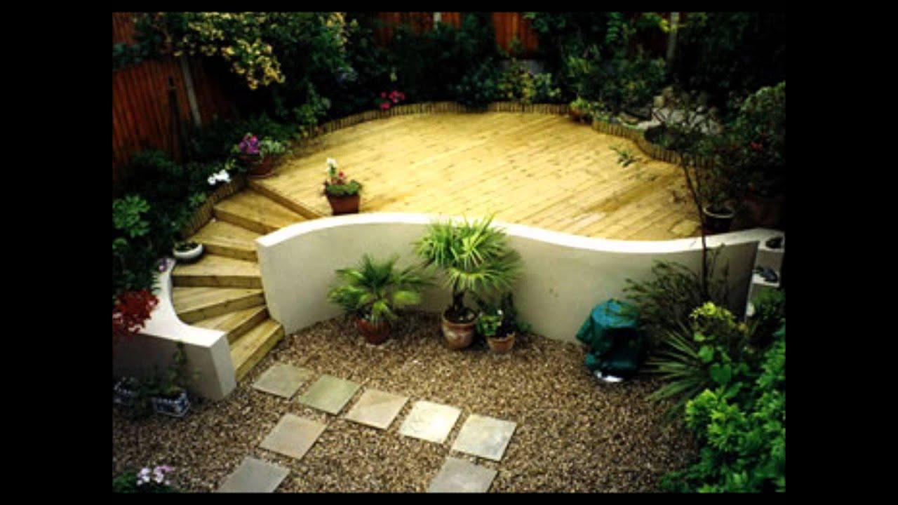 Diy Garden Ideas: Diy Landscaping Ideas.wmv - YouTube