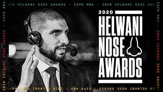 2020 Helwani Nose Awards | ESPN MMA
