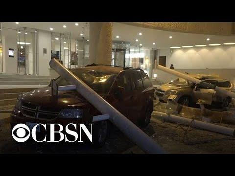 Strong earthquake near Acapulco rattles Mexico