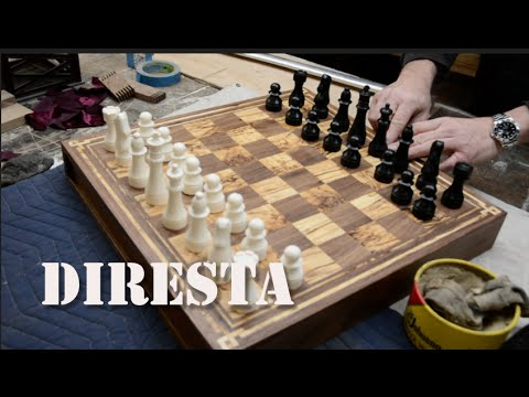 ✔ DiResta Chess Board