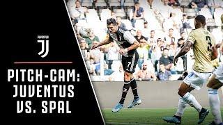 PITCH-CAM: Juventus vs. SPAL   Alternative angles