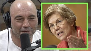 The Real Problem with Elizabeth Warren Saying She's Native American   Joe Rogan