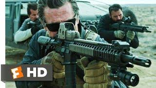 Sicario: Day of the Soldado (2018) - Police Escort Shootout Scene (6/10) | Movieclips