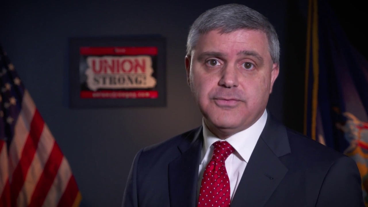 NYS AFL-CIO President Mario Cilento On The Janus Ruling