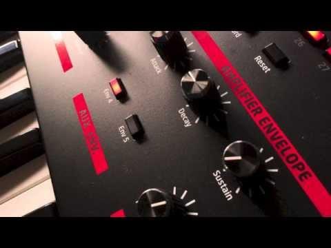 Dave Smith Instruments Pro 2 Demo by INHALT