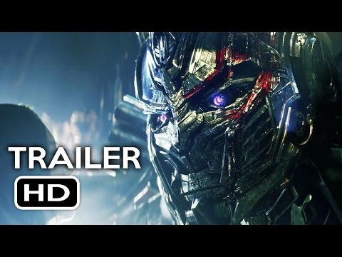 Transformers 5: The Last Knight Official Trailer #3 (2017)