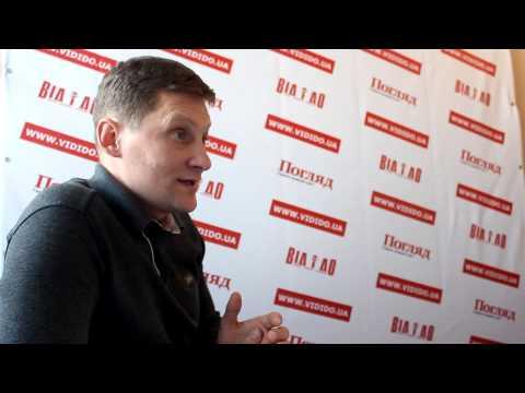 Інтерв'ю з Русланом Мельником для газети Погляд