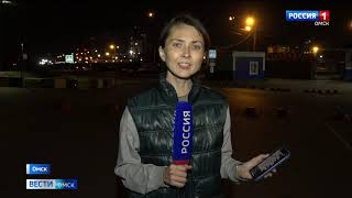 В Омске вновь зафиксировано превышение опасных веществ в атмосфере