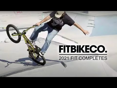 "Video FIT Bmx SERIES ONE 20.25"" 2021 Ice Blue"