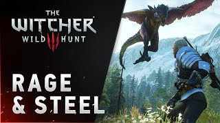 The Witcher 3: Wild Hunt - RAGE & STEEL