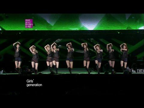 【TVPP】SNSD - The Boys, 소녀시대 - 더 보이즈 @ Korean Music Wave in Seoul Live