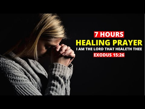 Divine Healing Scriptures | I Am The Lord That Healeth Thee