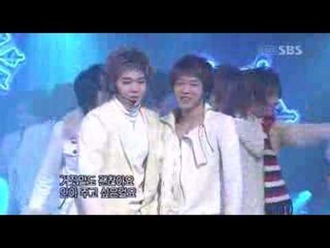 Super Junior + DBSG (Music in Christmas 2005)