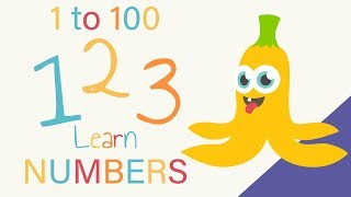 123 for kids | 1 to 100  | Counting Candies  | Learn Numbers 1 to 100