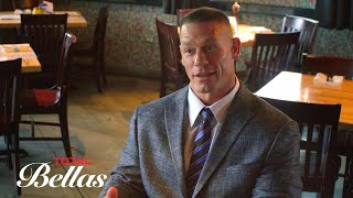John Cena gives JJ Garcia relationship advice: Total Bellas, Sept. 13, 2017