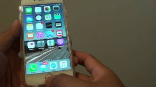iPhone 6: How to Delete Facebook Account from Contacts / Calendar