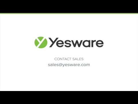 Yesware for Outlook: Templates