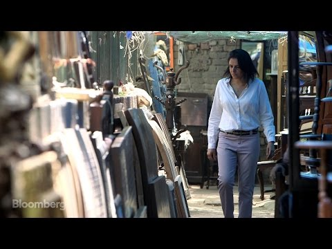 India's Outsider Artist, Looking In: Bharti Kher | Brilliant Ideas Ep. 8