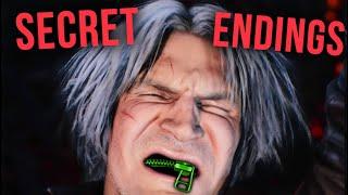 10 RIDICULOUS Secret Endings In Recent Games