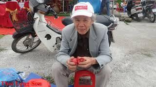 Cao Thủ Quay Một Lúc 3 Con Lợn Quay 70kg Chợ Phiên Vùng Cao Mẫu Sơn Lạng Sơn I Thai Lạng Sơn