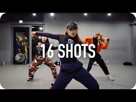 16 Shots - Stefflon Don / Youjin Kim Choreography