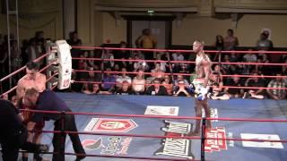Knees Of Fury : The Main Event Israel Adesanya VS Kim Loudon