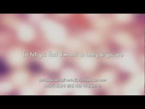 Big Bang- Love Song lyrics [Eng. | Rom. | Han.]