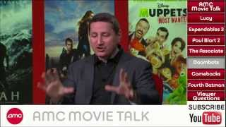 AMC Movie Talk – Scarlett Johansson's LUCY Trailer, New EXPENDABLES 3 Images
