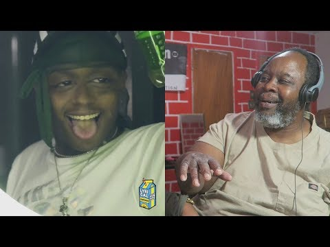 Dad Reacts to SKI MASK THE SLUMP GOD - CATCH ME OUTSIDE (Shot by @_ColeBennett_)