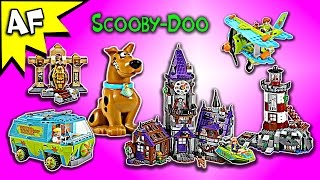 Every Lego SCOOBY-DOO Set - Complete Collection!
