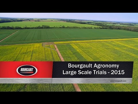 Bourgault 2015 Fertilizer Placement Comparison Trials