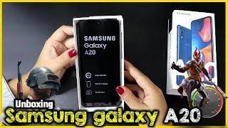 Video Samsung Galaxy A20 cinjxNFaOuo