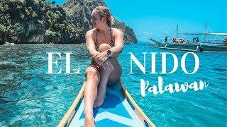 EL NIDO - Worth The Hype? | PALAWAN ADVENTURES | TRAVEL VLOG