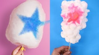 TRYING 24 SIMPLE BUT SWEET FOOD HACKS By 5 Minute Crafts