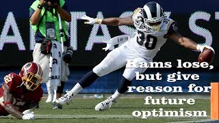 Sean McVay and Rams Leave Reasons for Optimism| Los Angeles Times
