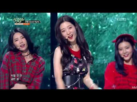 다이아(DIA) - 굿밤(Good Night) 교차편집 (stage mix)