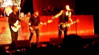 "Three Days Grace ""Riot"" Uproar Festival, Scranton PA 8/27/11 live concert"