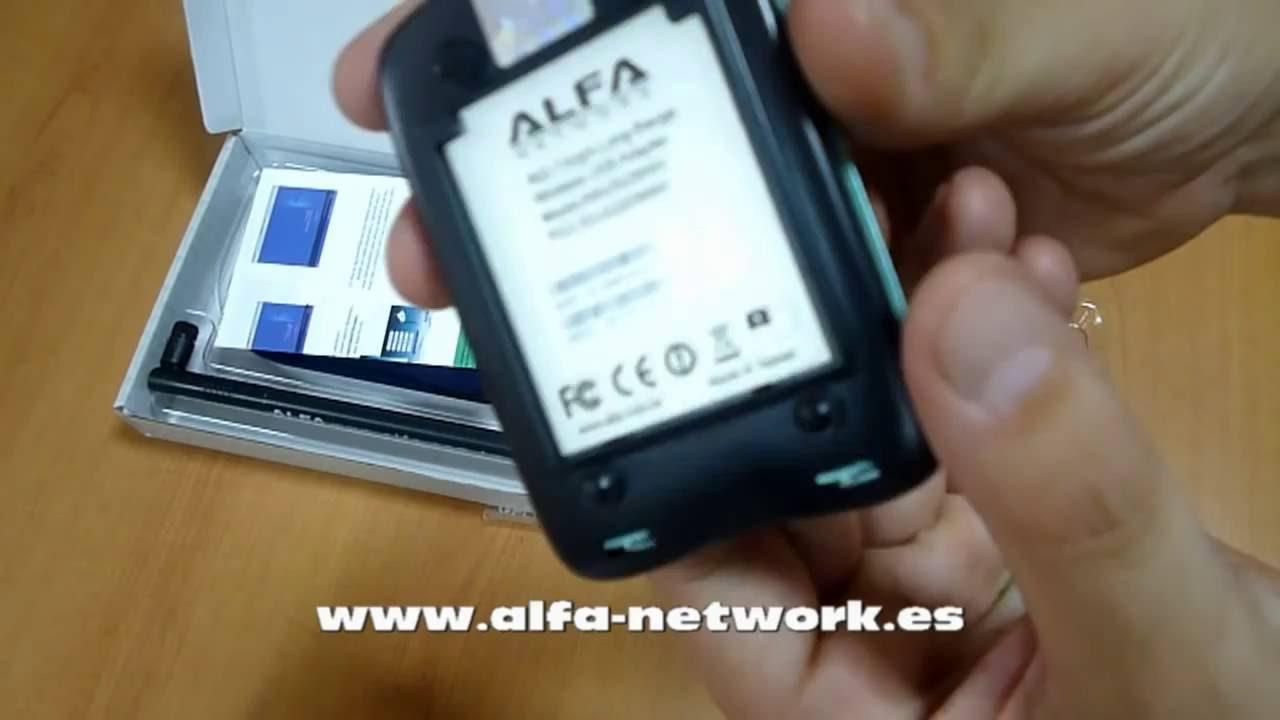 Awus036nha vs awus036nh - adapter usb wifi - Best Buy  Alfa Wireless
