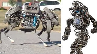 Google Buys Scary Military Robot Maker